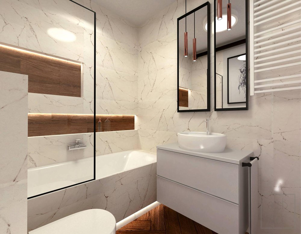 świetlne Układanki Czyli O Oświetleniu W łazience Porady