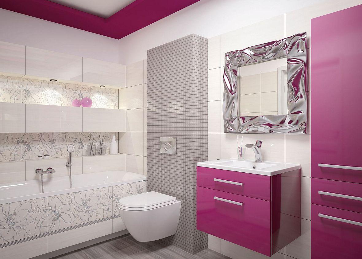 Jak Urządzić łazienkę W Stylu Glamour Porady