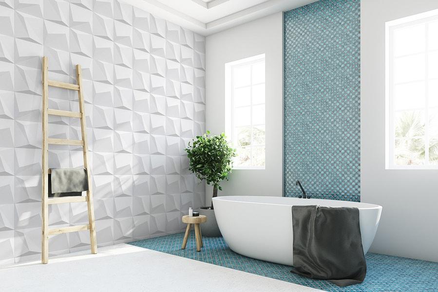 łazienka Bez Płytek Czym Je Zastąpić Porady