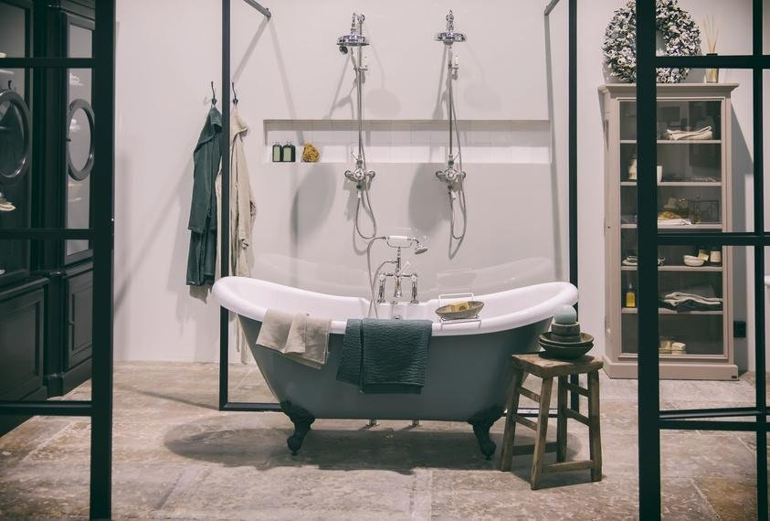 łazienka W Stylu Rustykalnym 16 Najlepszych Pomysłów
