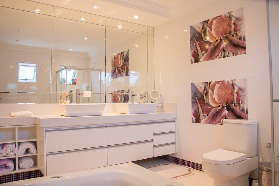 7 Oryginalnych Pomysłów Na Dekorację łazienki Porady
