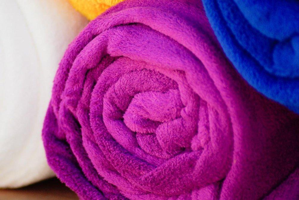 ręcznik z mikrofibry
