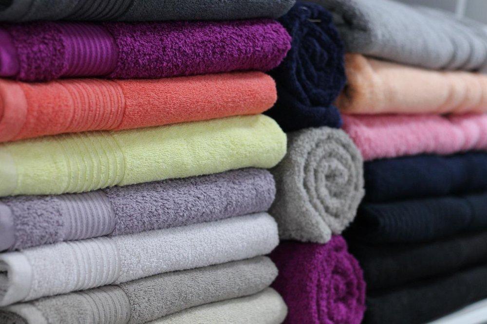 segregacja ręczników