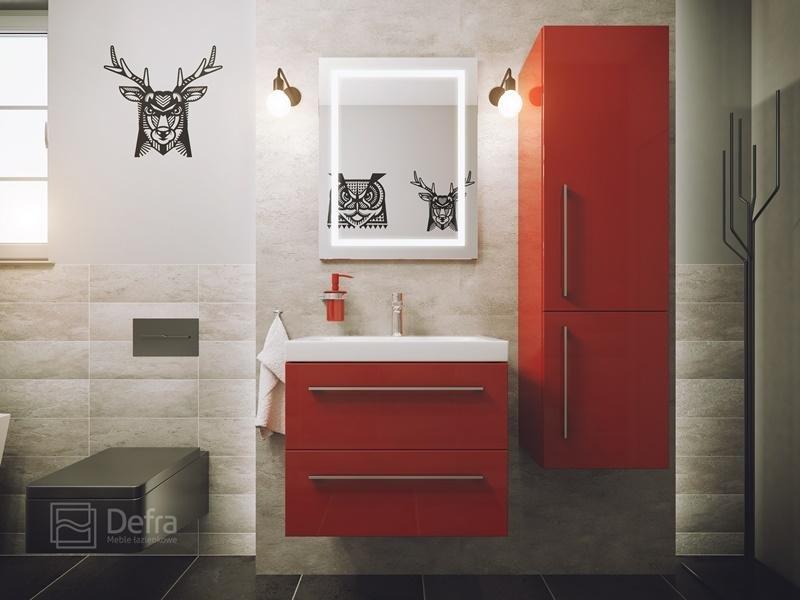 meble łazienkowe podwieszane defra