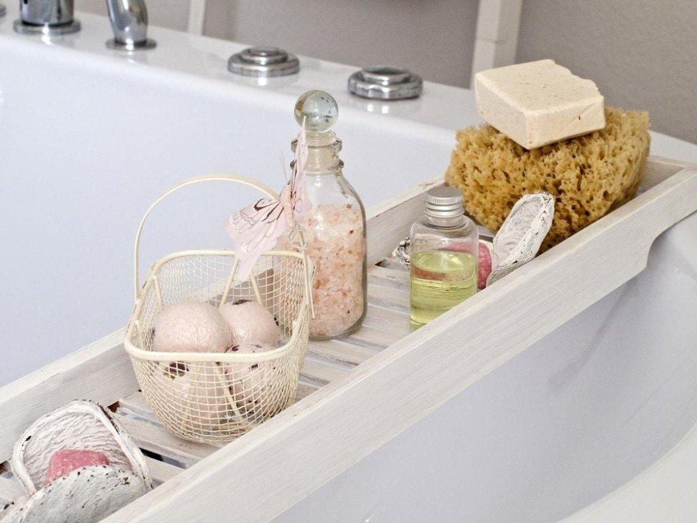 przygotowanie aromatycznej kąpieli