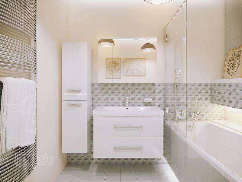 meble do łazienki podwieszane