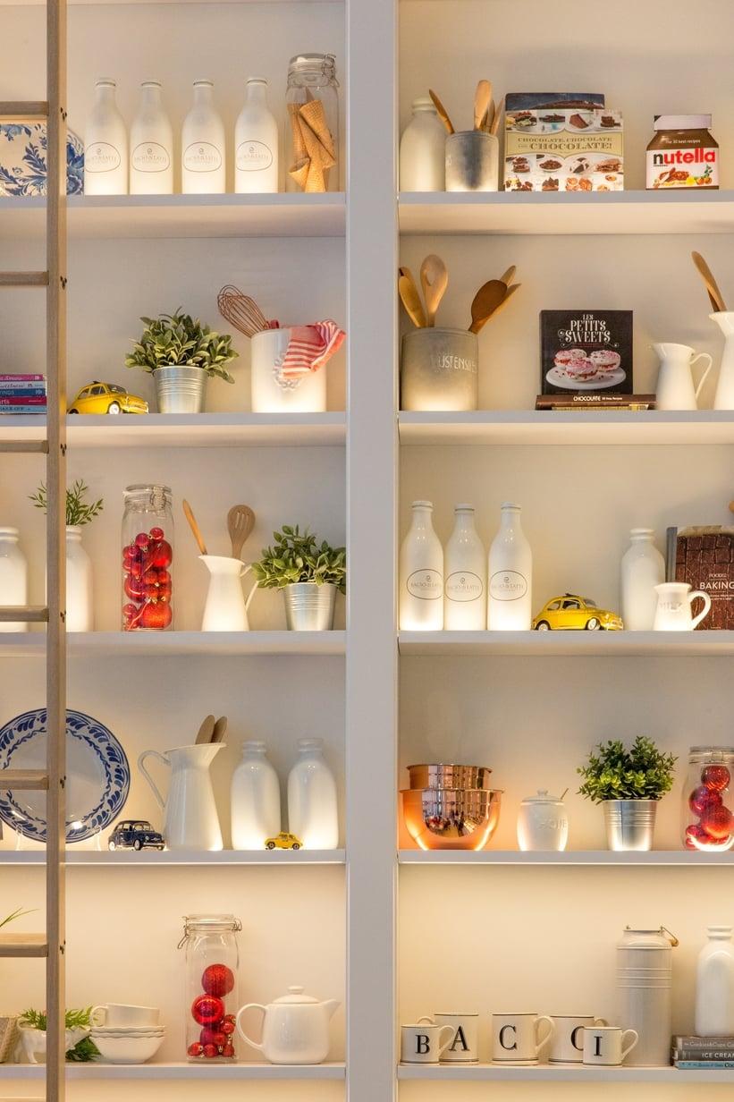 dodatki do kuchni w stylu skandynawskim