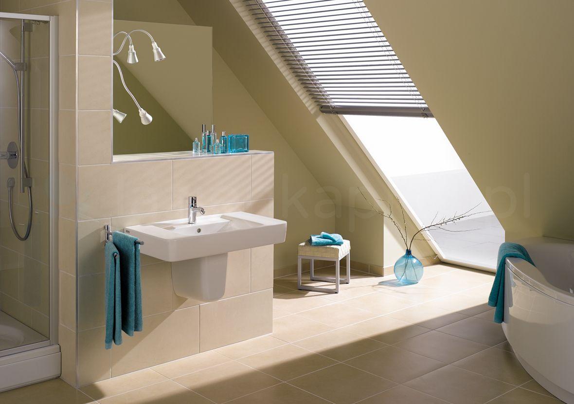 Turkusowe Dodatki Do świeżej I Energetycznej łazienki