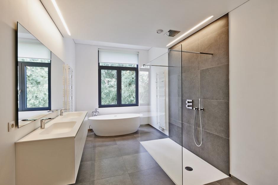 łazienka Rozświetlona Ledami Porady Lazienkapluspl