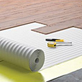 Podkłady pod panele i deski