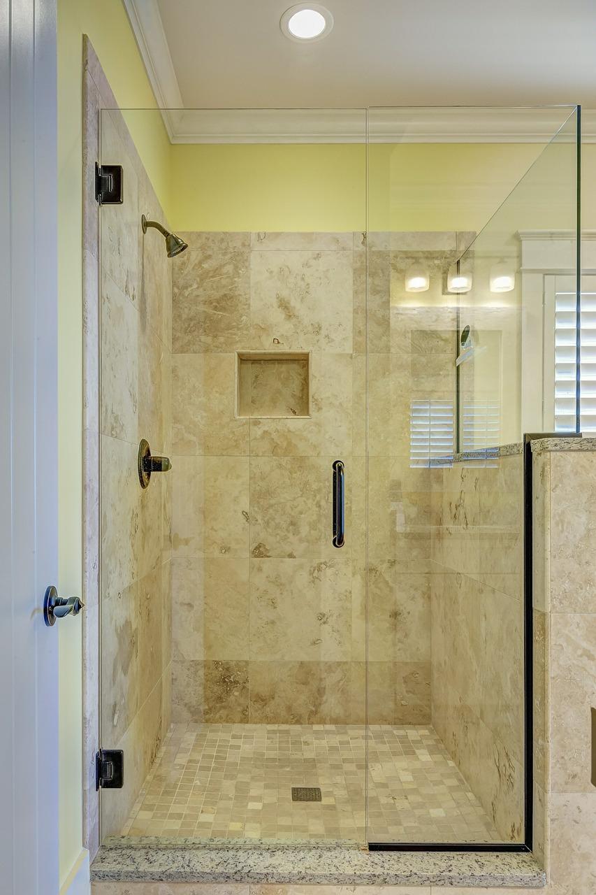 kabina prysznicowa wnękowa